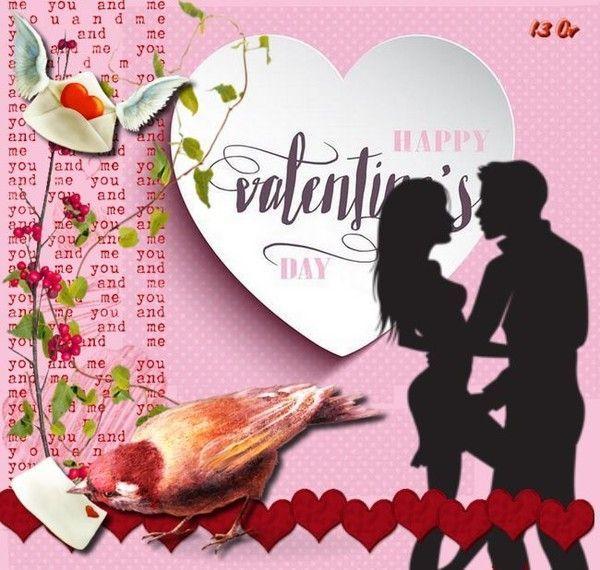 vos créations 2 pour le défi saint valentin
